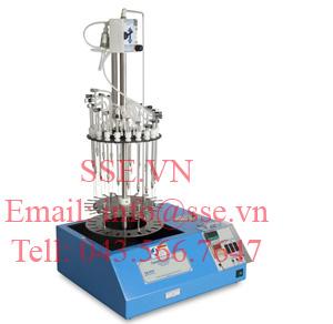 Cô mẫu 20 vị trí tự động bằng dòng khí nitơ