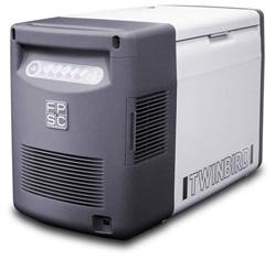 Tủ lạnh vận chuyển vacxin đạt được độ lạnh âm sâu đến -18oC tại điều kiện môi trường 40oC