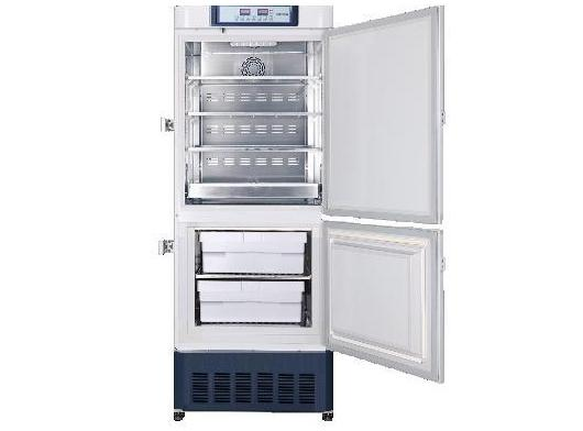 Tủ lạnh bảo quản dược phẩm (2 đến 8oC) và tủ lạnh âm sâu kết hợp (-20 đến -40oC)