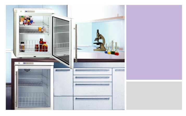 Tủ lạnh bảo quản mẫu dược phẩm