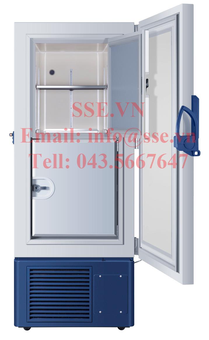 Tủ lạnh âm sâu âm 86oC 338 lít cửa mở