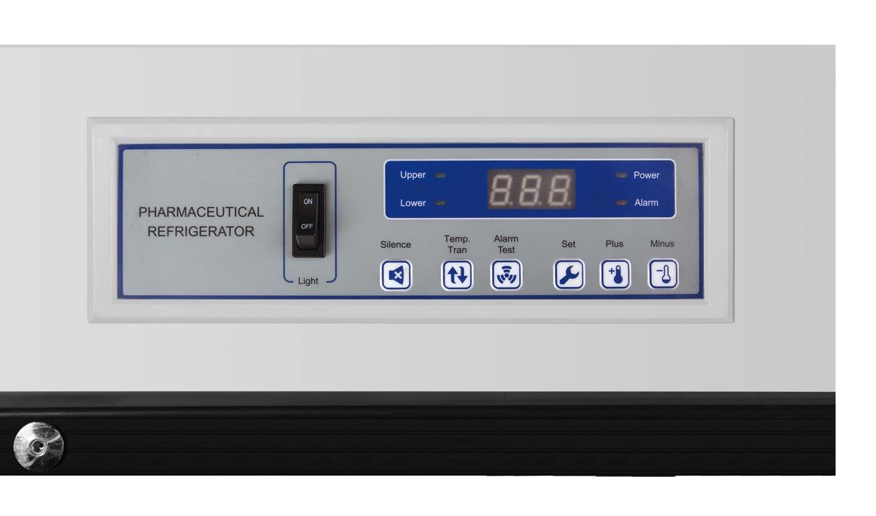 Bảng điều khiển nhiệt độ tủ bảo quản sinh phẩm
