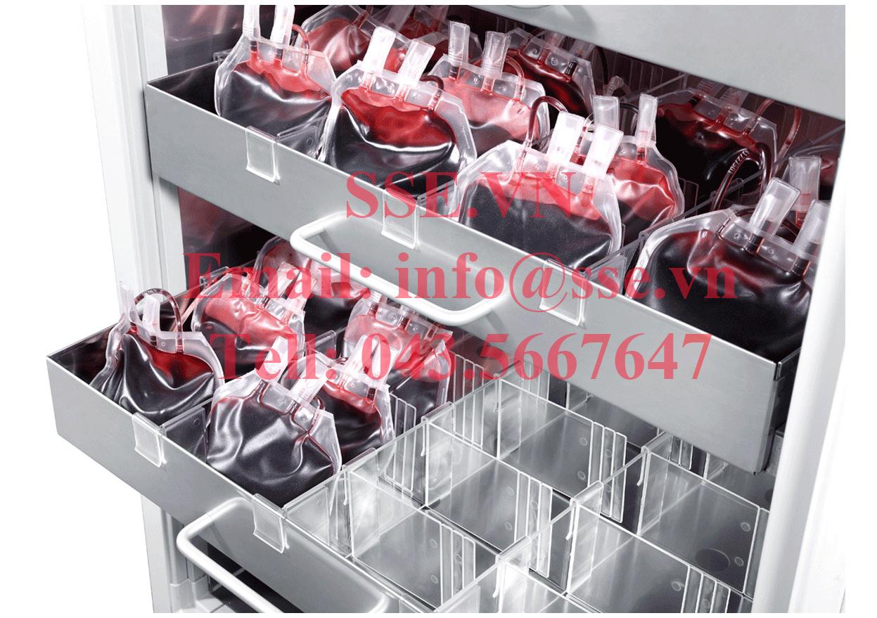 Khay trữ máu của tủ lạnh trữ máu HXC-158B