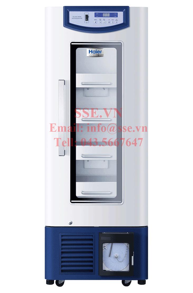 Tủ lạnh ngân hàng máu