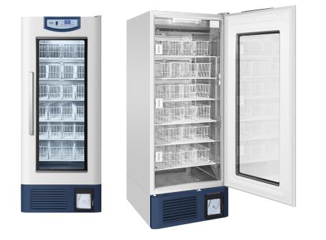 Tủ lạnh trữ máu ở 4oC